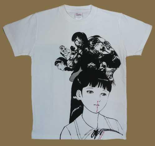 純のはらわたTシャツ