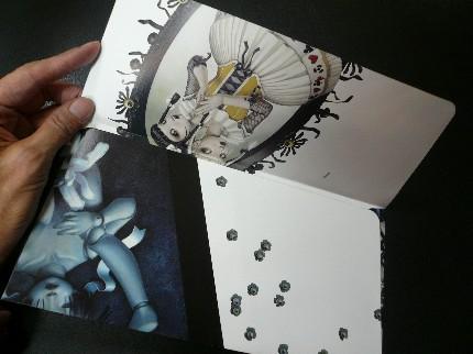 paper salvage operation封筒 TREVOR