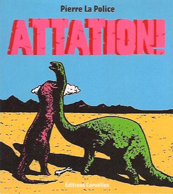 ATTATION!表紙