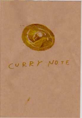 CURRY NOTE 2011