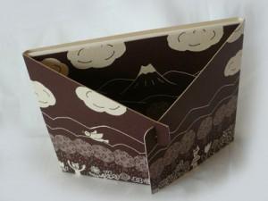山口マオ卓上カレンダー2012
