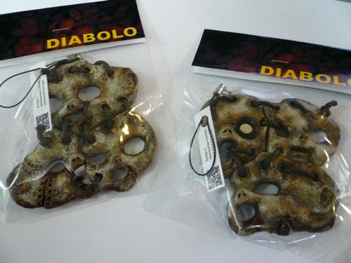 DIABOLO 3つ顔