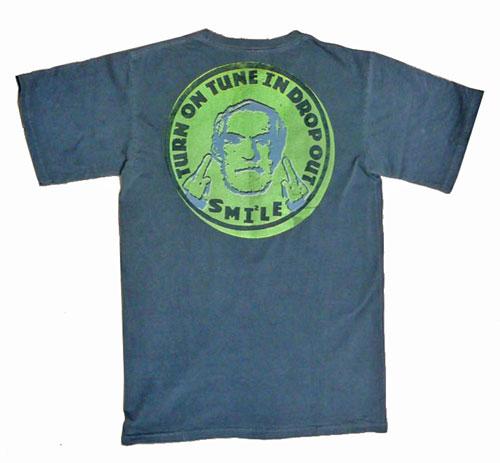 turn on Tシャツ