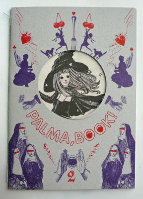 PALMA.BOOK 2 表紙