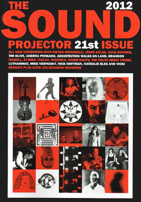 The Sound Projector 21