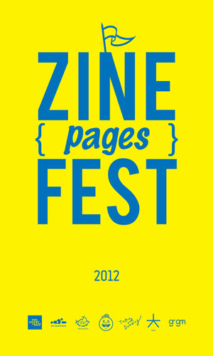zine pages fest 2012