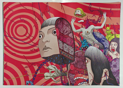 The Art of Shintaro Kago2