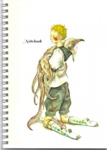 中村キク Notebook 表紙