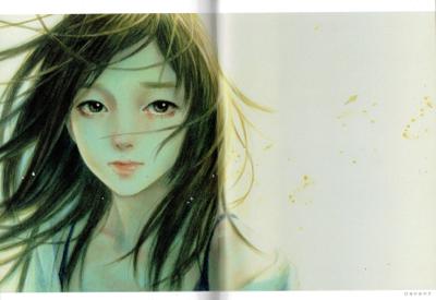 五ノ井愛 Pale Flower