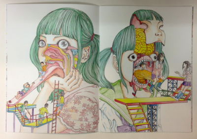 The art of Shintaro KAGO